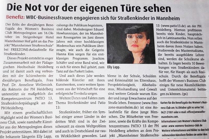 14.10.2010 Mannheimer wochenblatt