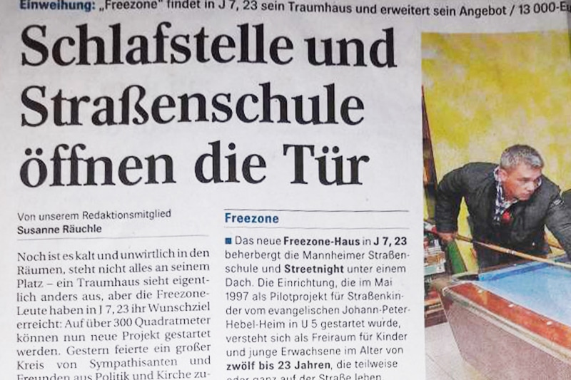 13.11.2010 Mannheimer Morgen